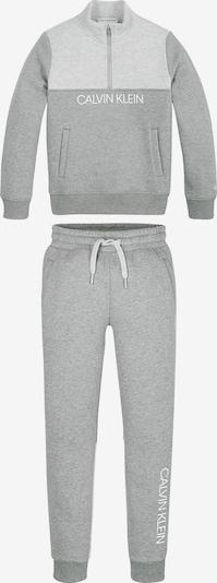 Calvin Klein Jeans Set in grau / weiß, Produktansicht