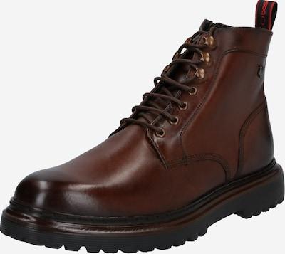 Boots stringati 'MASSIMO' base London di colore marrone, Visualizzazione prodotti