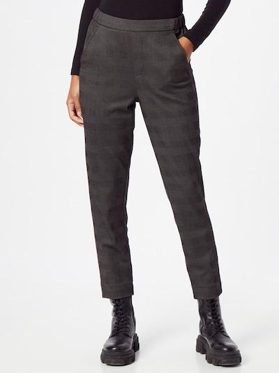 UNITED COLORS OF BENETTON Hose in grau / dunkelgrau, Modelansicht