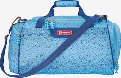 STEP BY STEP Sporttasche in blau / himmelblau, Produktansicht