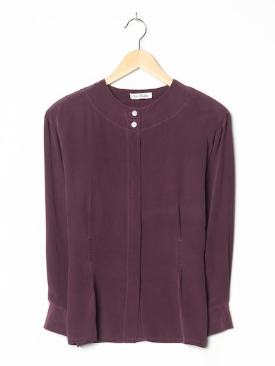 Ann Taylor Bluse in S-M in lila, Produktansicht