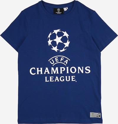 NAME IT Shirt  'MATEO ' in dunkelblau / weiß, Produktansicht