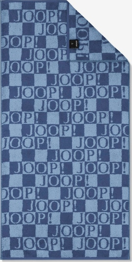 JOOP! Handdoek in de kleur Navy / Smoky blue, Productweergave
