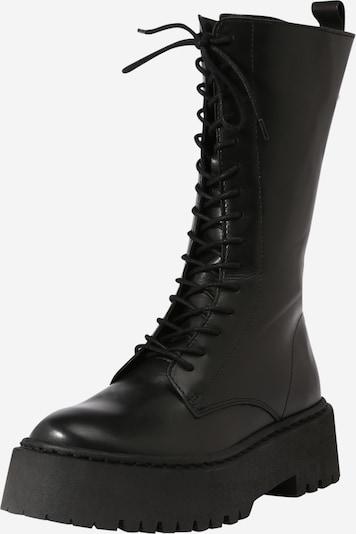 ABOUT YOU x INNA Šněrovací boty 'Vivien' - černá, Produkt