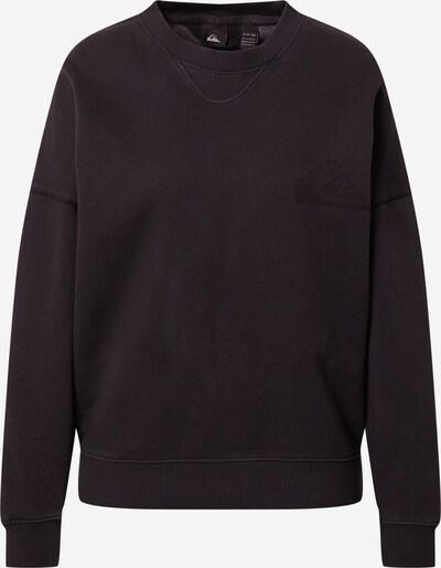 QUIKSILVER Sweat-shirt en noir, Vue avec produit