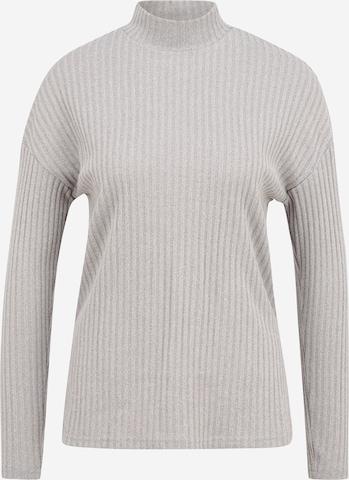 Vero Moda Petite Pullover 'BLOSSOM' in Grey