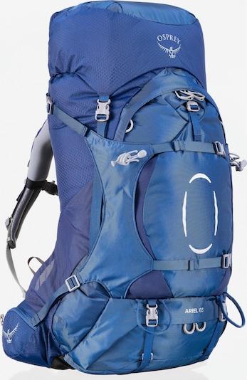 Osprey Trekkingrucksack 'Ariel 65' in blau, Produktansicht