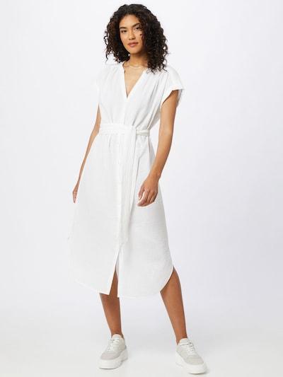 GAP Košilové šaty 'GAUZE' - bílá, Model/ka