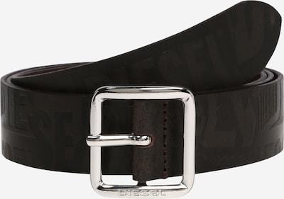 Cintura DIESEL di colore marrone scuro, Visualizzazione prodotti