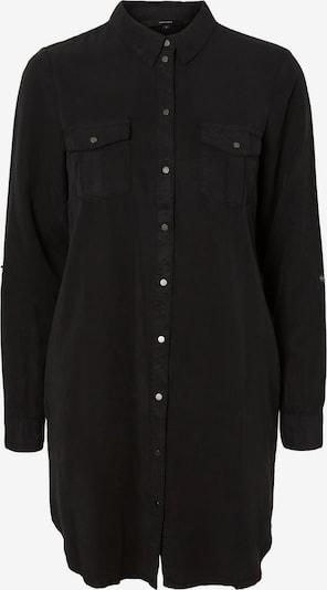 VERO MODA Kleid 'Chambray' in schwarz, Produktansicht