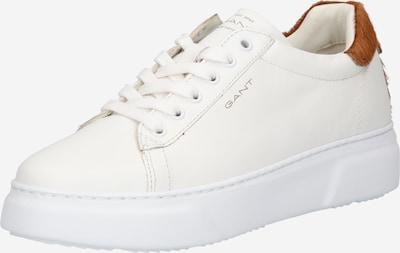 GANT Nízke tenisky - hnedá / biela, Produkt
