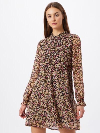 ONLY Kleid 'Ingrid' in mischfarben, Modelansicht