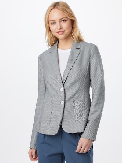 MORE & MORE Blazer in schwarz / weiß, Modelansicht