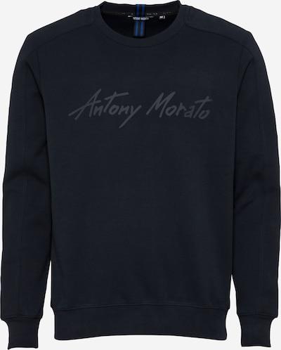 Bluză de molton ANTONY MORATO pe bleumarin, Vizualizare produs