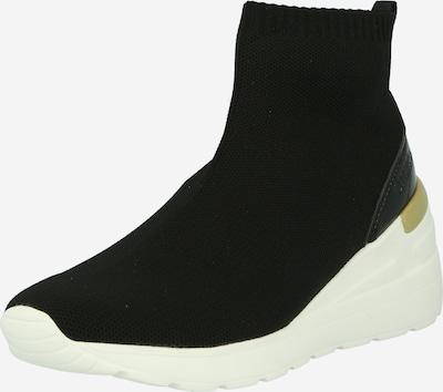 Sneaker înalt 'Biaclare' Bianco pe negru, Vizualizare produs