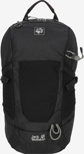JACK WOLFSKIN Rucksack in taupe / schwarz, Produktansicht