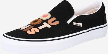 VANS Спортни обувки Slip On 'UA Classic Slip-On' в черно