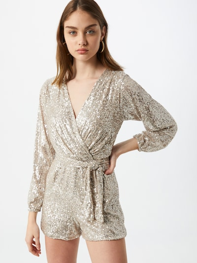 WAL G. Jumpsuit in de kleur Champagne, Modelweergave