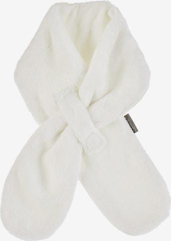 STERNTALER Scarf in White