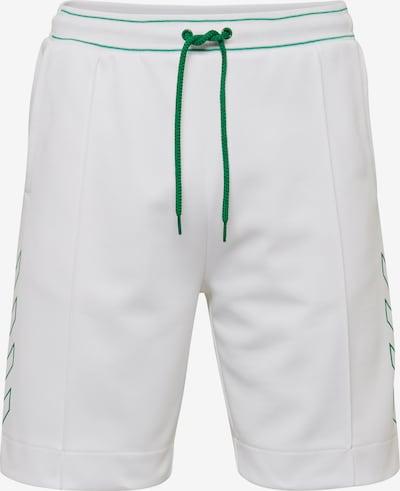 Hummel Shorts in weiß, Produktansicht
