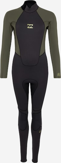 BILLABONG Wetsuit in de kleur Kaki / Zwart, Productweergave