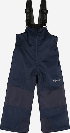 TROLLKIDS Overalls in Navy / Night blue / White, Item view
