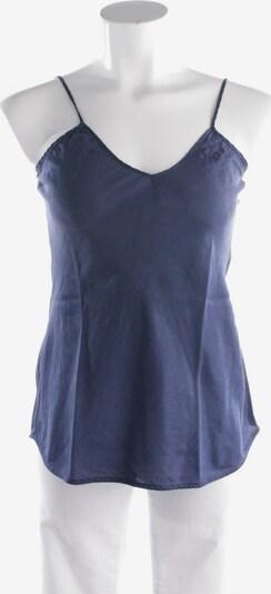 0039 Italy Top  in XS in dunkelblau, Produktansicht