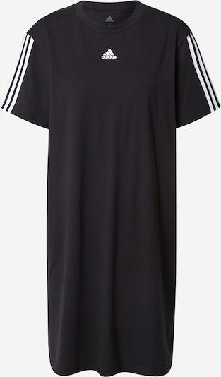 ADIDAS PERFORMANCE Sportska haljina u crna / bijela, Pregled proizvoda