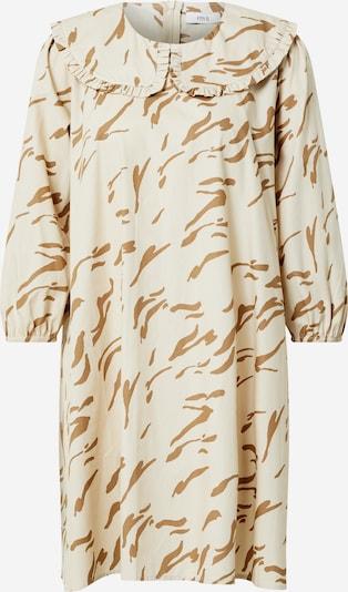 Envii Kleid 'Bronx' in beige / braun, Produktansicht