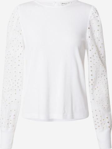 Maison 123 Shirt 'ELODIE' in Weiß