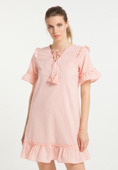 usha BLUE LABEL Sommerkleid in rosé, Modelansicht