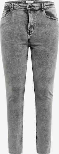 ONLY Carmakoma Jeans in de kleur Grijs, Productweergave