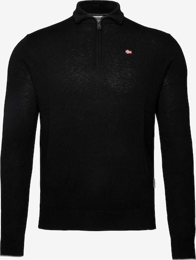 NAPAPIJRI Pullover in schwarz, Produktansicht