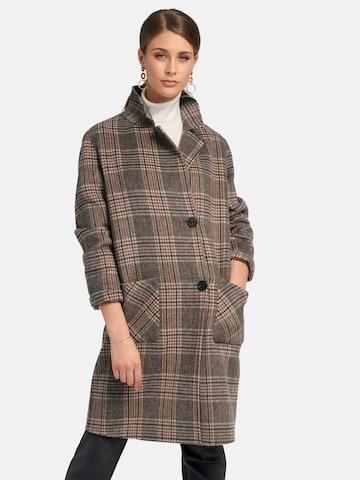 Basler Between-Seasons Coat in Grey
