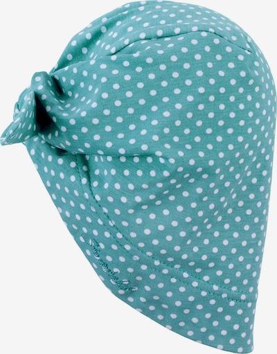STERNTALER Cepure nefrīta / balts, Preces skats