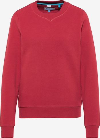 TALENCE Sweatshirt in Rot