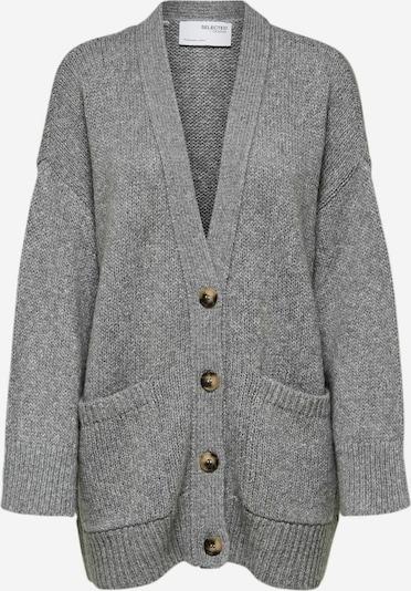 Selected Femme Petite Knit Cardigan in Grey, Item view