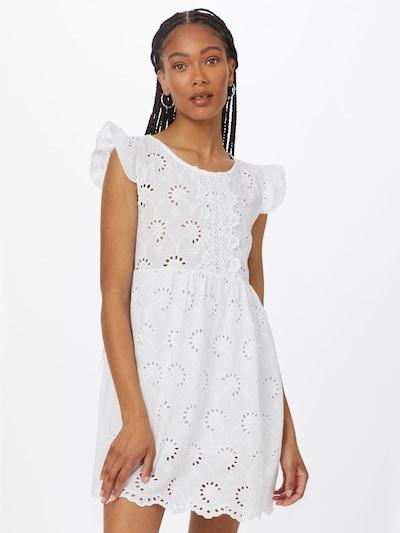 Hailys Kleid 'Sabi' in weiß, Modelansicht