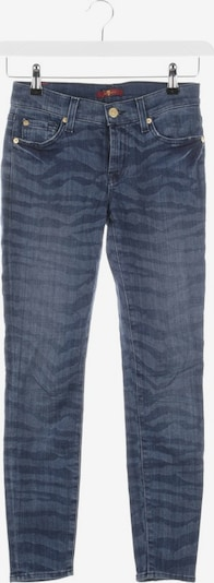 7 for all mankind Jeans in 24 in blau, Produktansicht