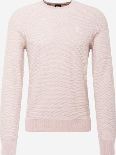 Pullover 'Kadiff' BOSS Casual di colore rosa chiaro, Visualizzazione prodotti