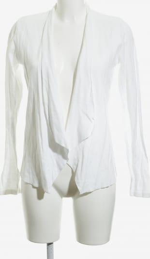 Patrizia Dini by heine Cardigan in S in weiß, Produktansicht