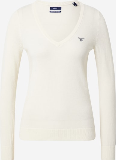 GANT Sweater in Wool white, Item view
