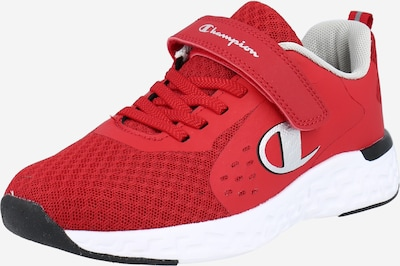 Champion Authentic Athletic Apparel Sneaker 'BOLD' in rot / schwarz / weiß: Frontalansicht
