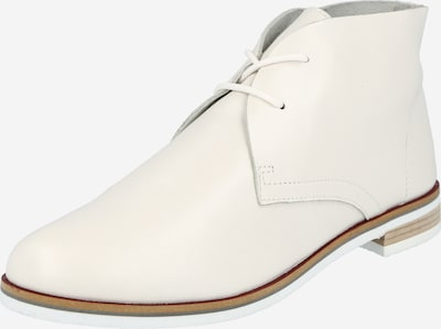 CAPRICE Lace-up shoe in Nature white, Item view
