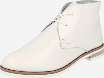 CAPRICE Обувки с връзки в естествено бяло, Преглед на продукта