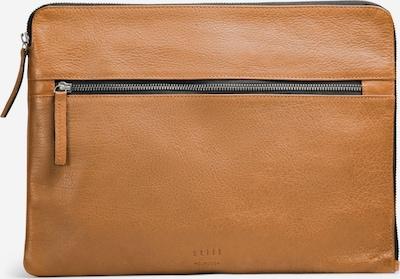 """still Nordic Laptoptas 'Clean Computer Sleeve 13""""' in de kleur Cognac / Zwart, Productweergave"""