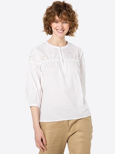 Bluză 'PIOVOSO' MAX&Co. pe alb, Vizualizare model