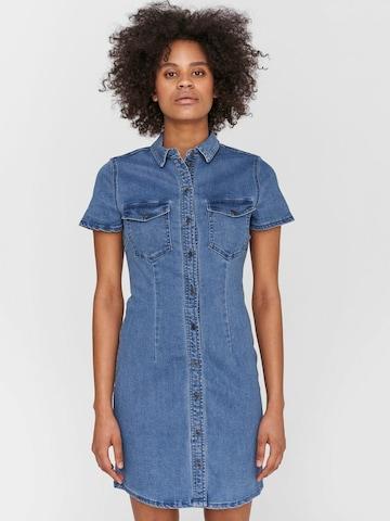 mėlyna Noisy may Palaidinės tipo suknelė 'Joy'