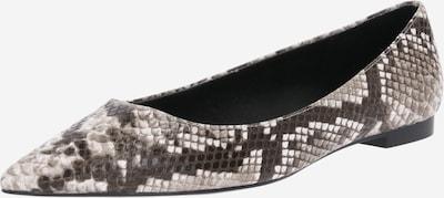 MANGO Balerinke | rjava / svetlo rjava / temno rjava barva, Prikaz izdelka