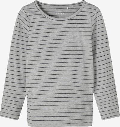 NAME IT Shirt in kobaltblau / graumeliert, Produktansicht